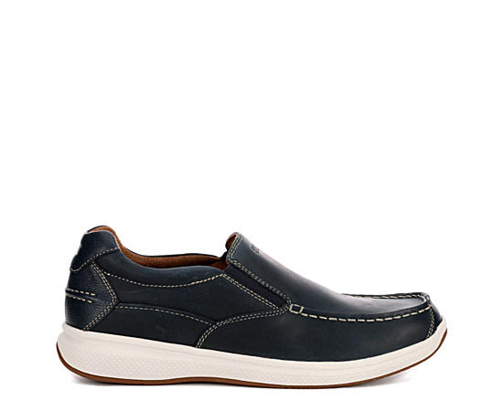 Mens Great Lakes Moc Toe Casual Slip On