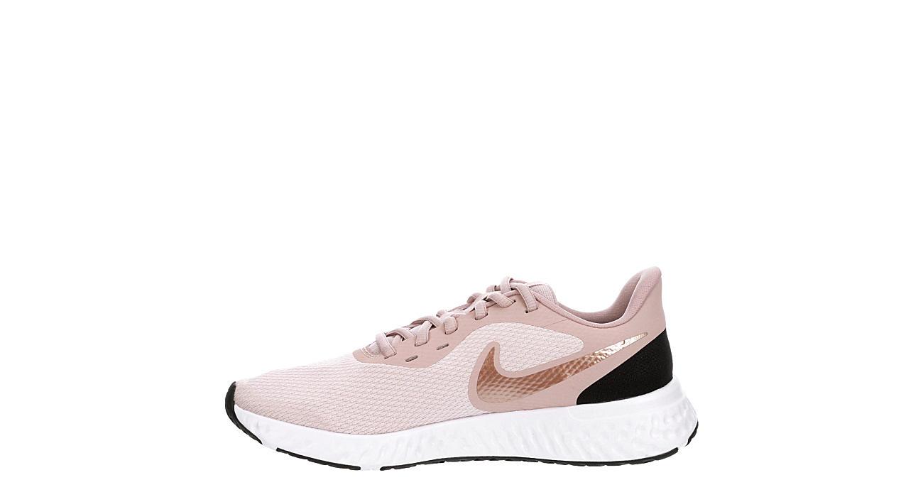 NIKE Womens Revolution 5 Running Shoe - BLUSH