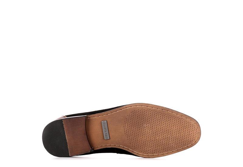 KENNETH COLE Mens Design 111502 Dress Casual Loafer - BLACK