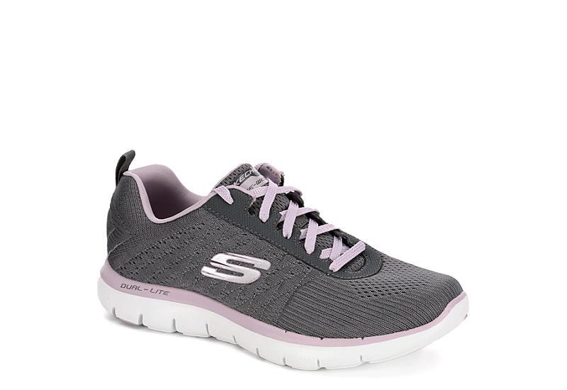 SKECHERS Flex Appeal 2.0 Chukka (Schwarz) Damen Schuhe