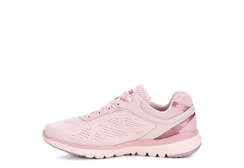 SKECHERS Womens Flex Appeal 3.0 Moving Fast Sneaker - PALE PINK