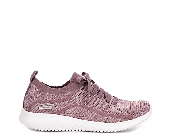 Womens Ultra Flex Mesh Sneaker