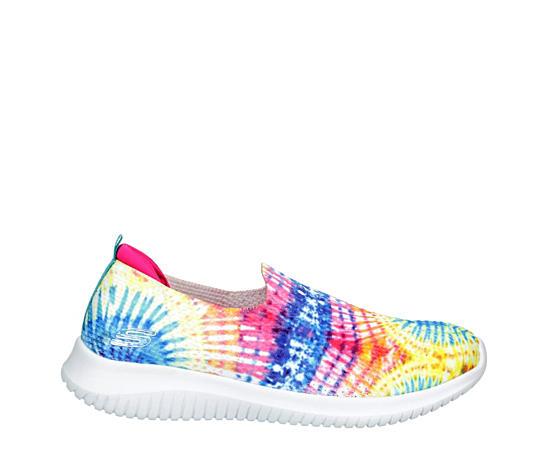 Womens Ultra Flex Harmonious Sneaker