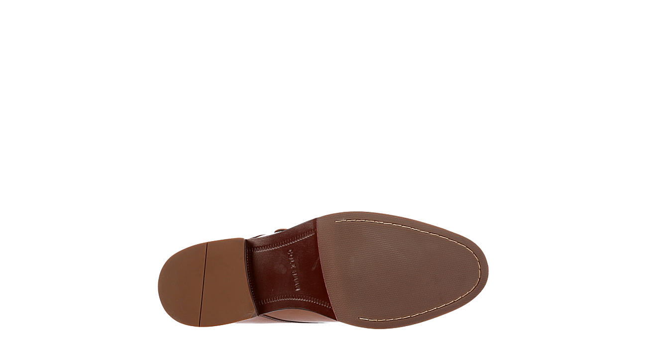 COLE HAAN Mens Williams Monk Ii Slip On Shoe - COGNAC