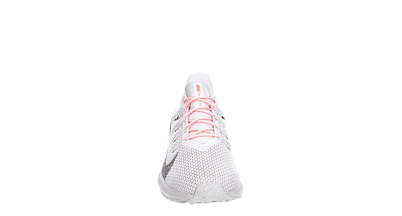 NIKE Womens Quest 2 Running Shoe - WHITE
