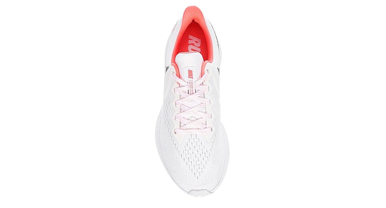 NIKE Womens Winflo 6 Running Shoe - WHITE