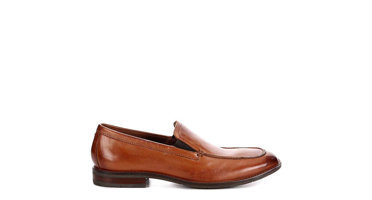 COLE HAAN Mens Aerolight Grand Dress Casual Loafer - TAN