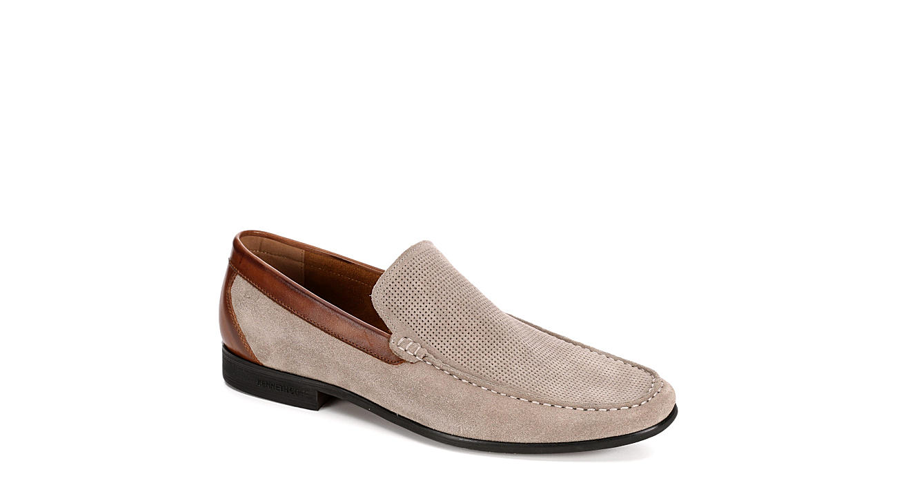 KENNETH COLE Mens Design 111502 Dress Casual Loafer - TAUPE