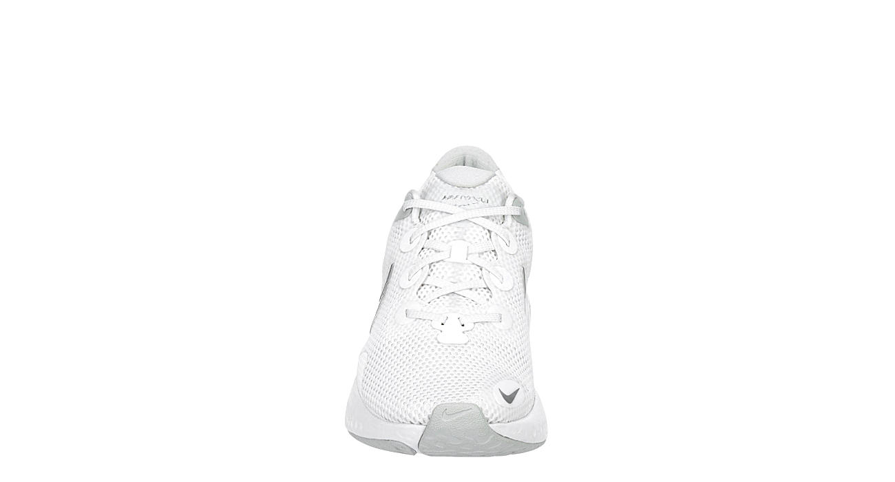 NIKE Womens Renew Run Running Shoe - WHITE