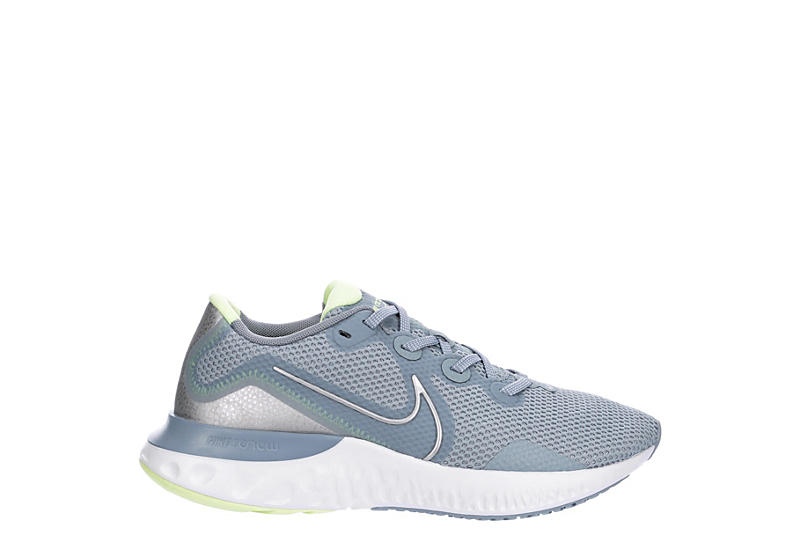 NIKE Womens Renew Run Running Shoe - GREY