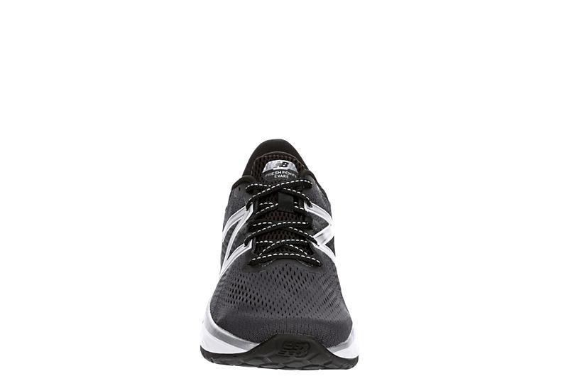NEW BALANCE Womens Evare Running Shoe - BLACK