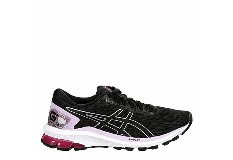 ASICS Womens Gt-1000 9 Running Shoe - BLACK
