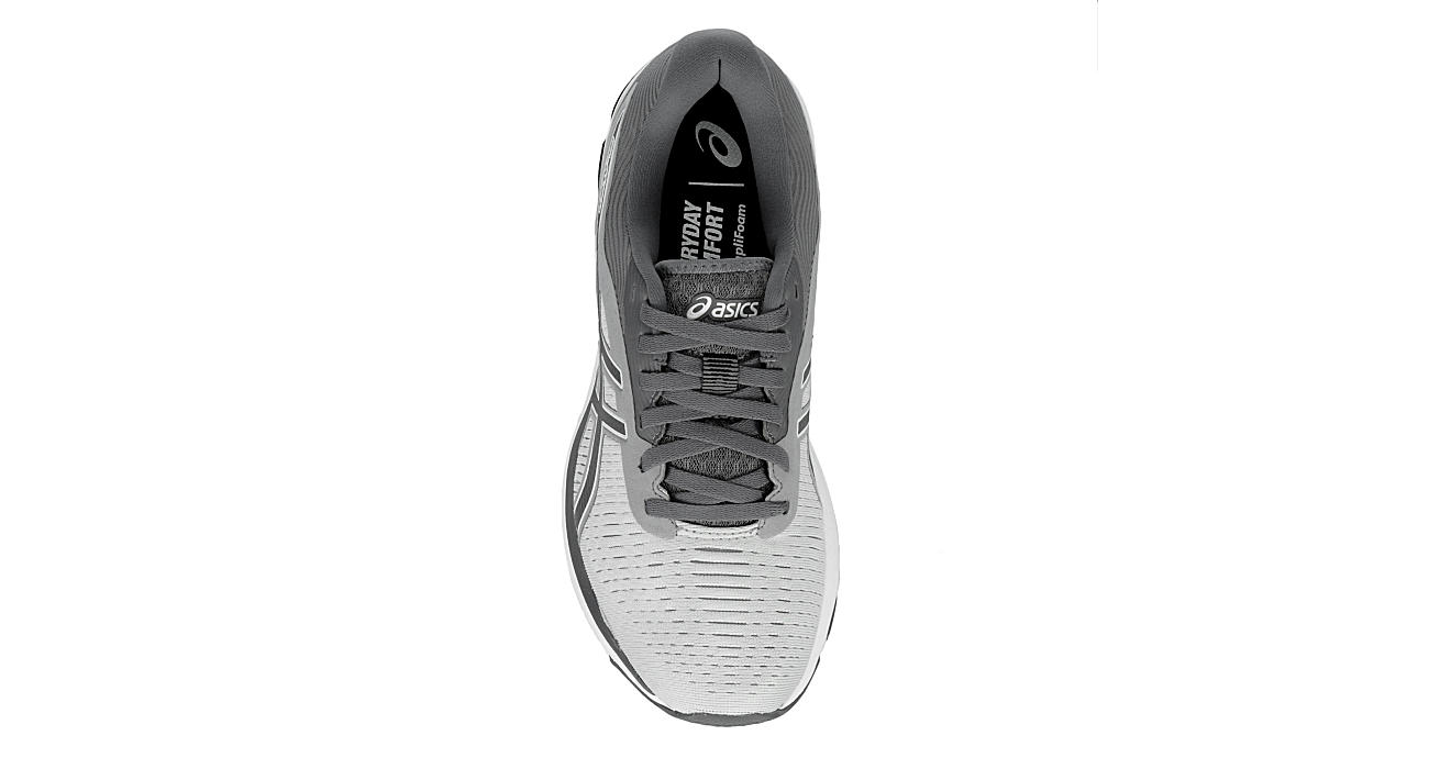 ASICS Womens Pulse 12 Running Shoe - GREY