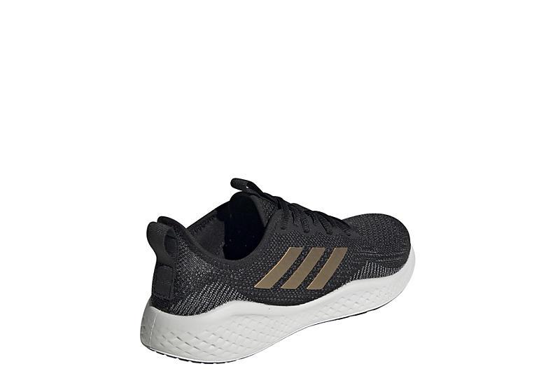 ADIDAS Womens Fluidflow Running Shoe - BLACK