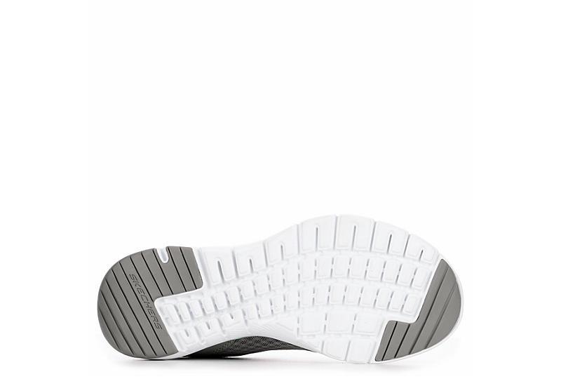 SKECHERS Womens Flex Appeal 3.0 Sneaker - GREY
