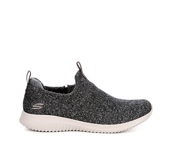 Womens Wash-a-wool Ultra Flex Litte Cozy Sneaker