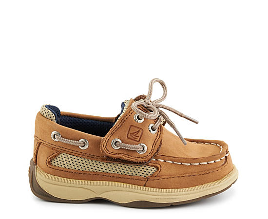 Boys Infant Boys Lanyard Ac Boat Shoe