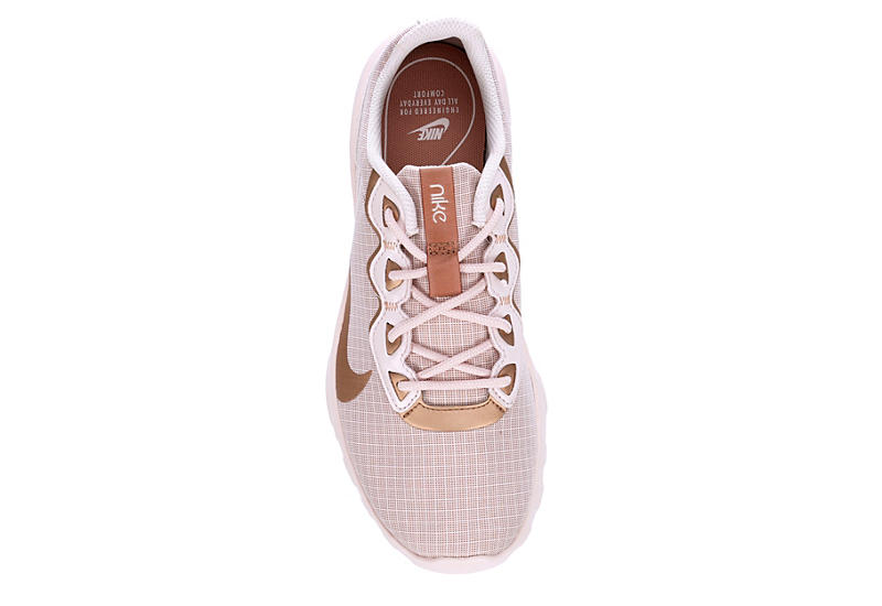 NIKE Womens Explore Strada Sneaker - PALE PINK