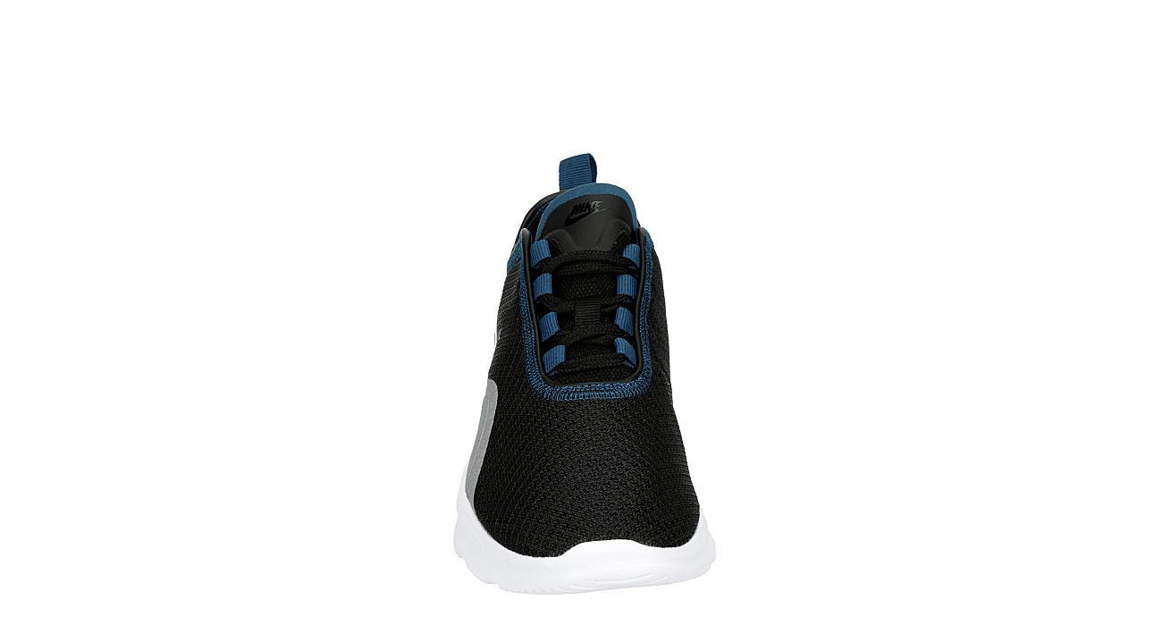 NIKE Womens Air Max Motion 2 Sneaker - BLACK