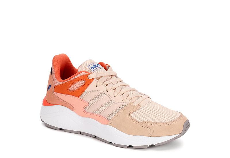 ADIDAS Womens Crazychaos Sneaker - BEIGE