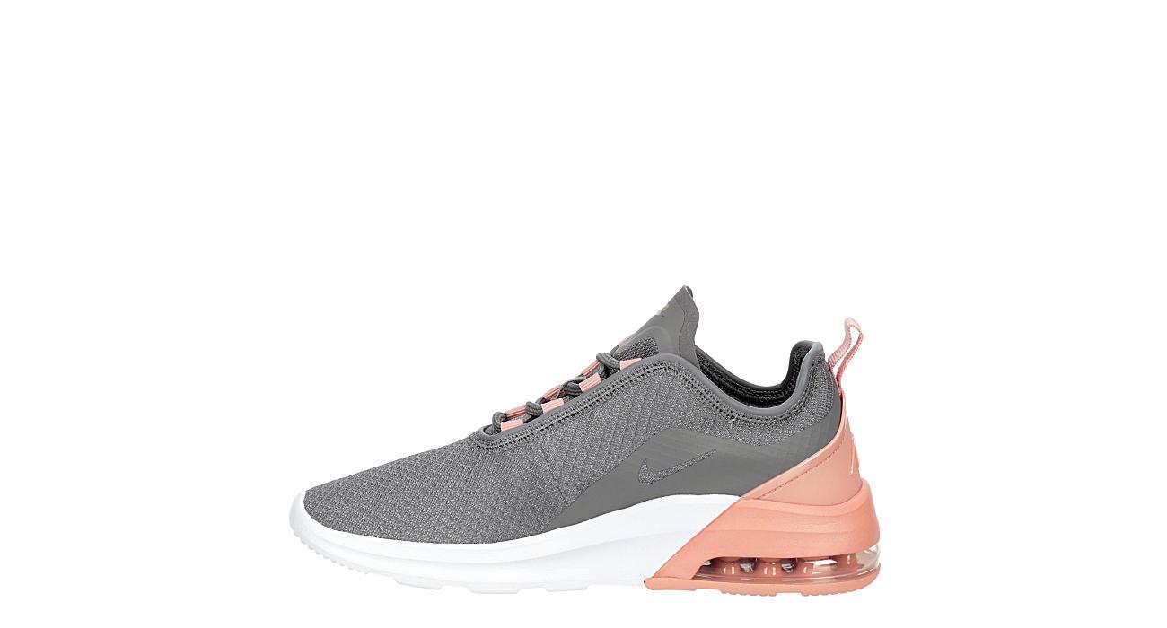 NIKE Womens Air Max Motion 2 Sneaker - GREY