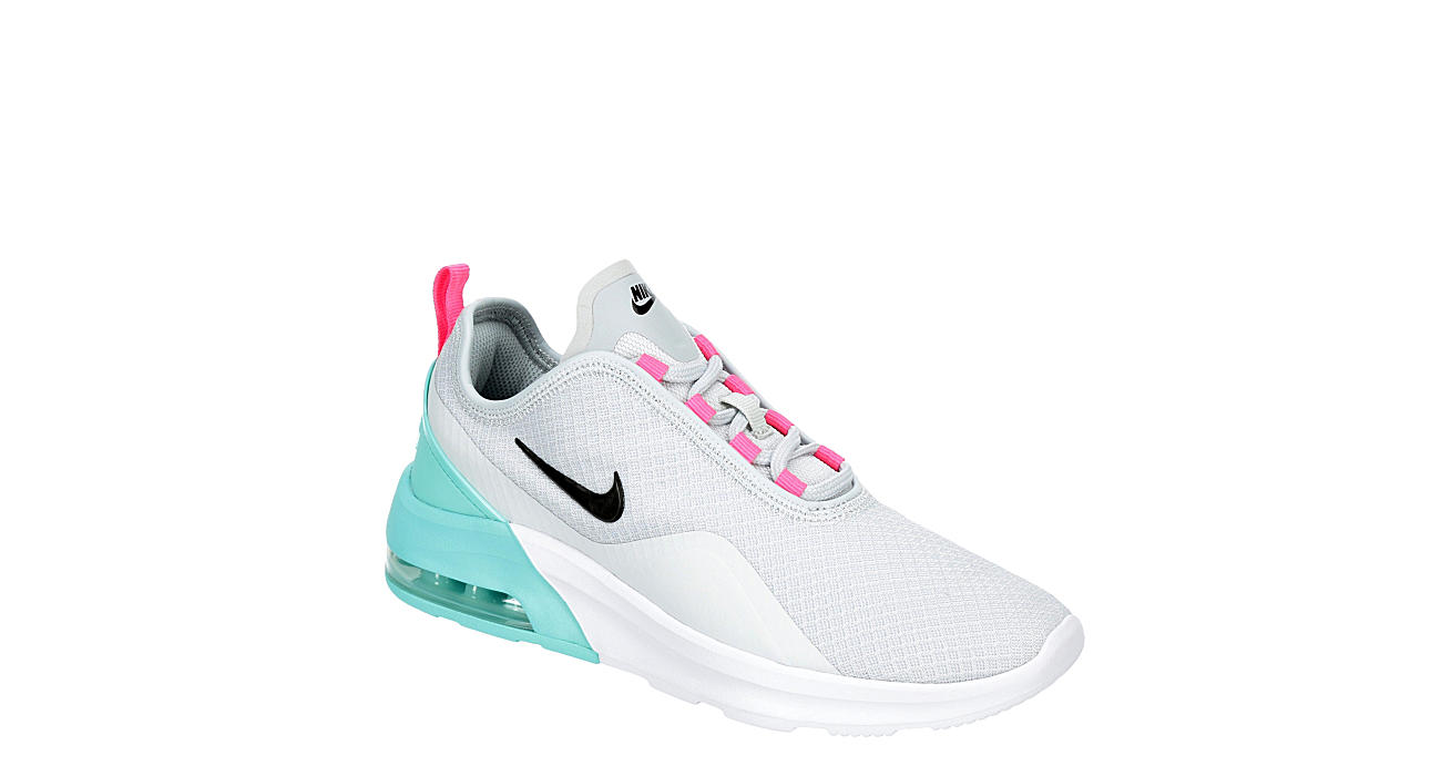 contraste Comercio Plano  Platinum Nike Womens Air Max Motion 2 Sneaker | Athletic | Off Broadway  Shoes