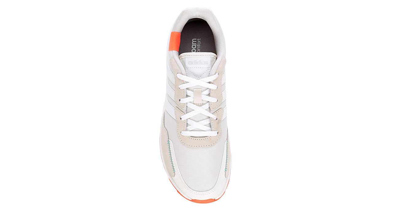 ADIDAS Womens Retrorun X Sneaker - WHITE