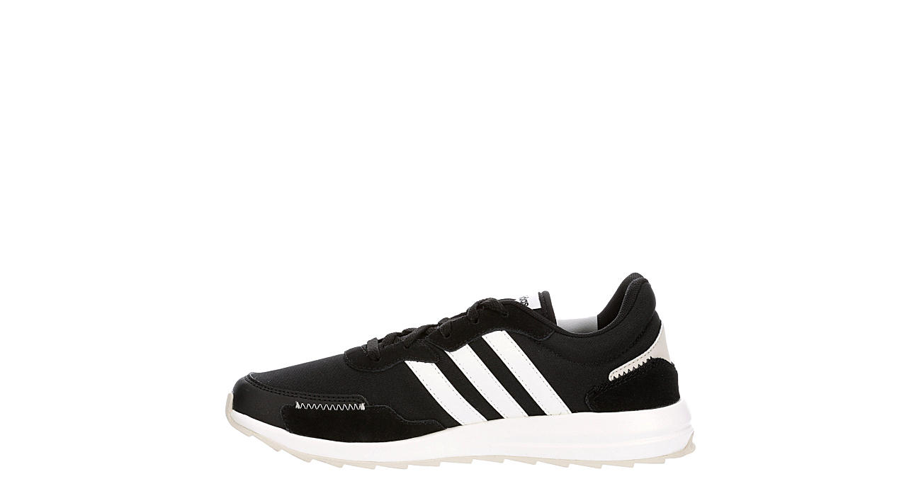 ADIDAS Womens Retrorun X Sneaker - BLACK