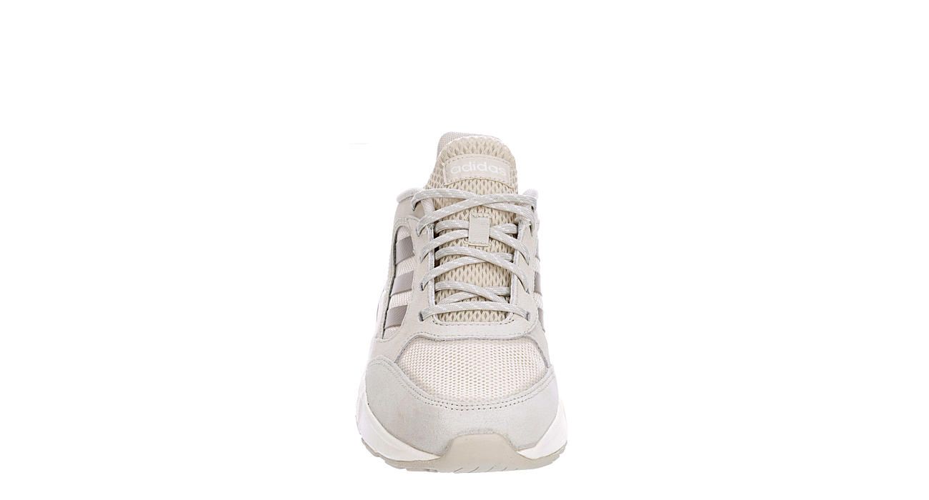 ADIDAS Womens 90s Valasion Sneaker - WHITE