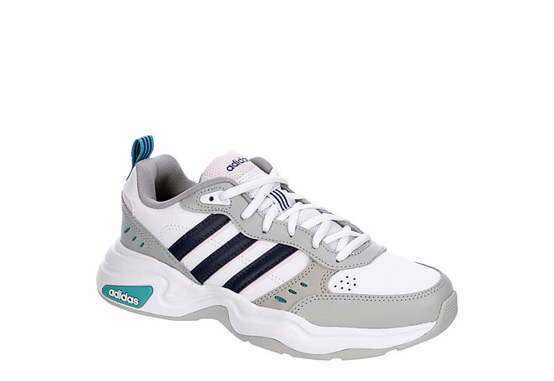 White Adidas Womens Strutter Sneaker | Athletic | Off