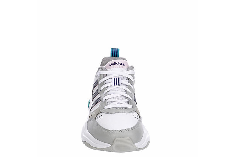 ADIDAS Womens Strutter Sneaker - WHITE