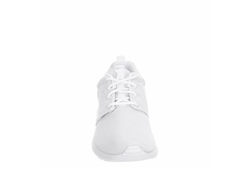NIKE Womens Roshe Sneaker - WHITE