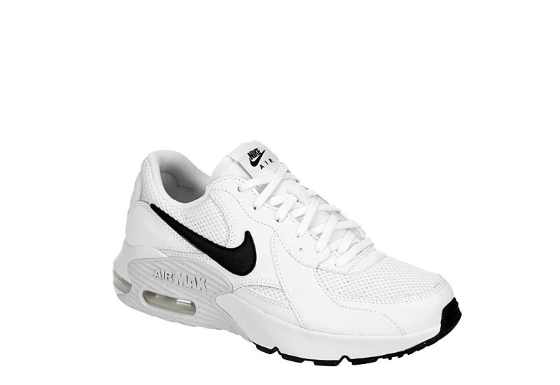 WHITE NIKE Womens Air Max Excee Sneaker