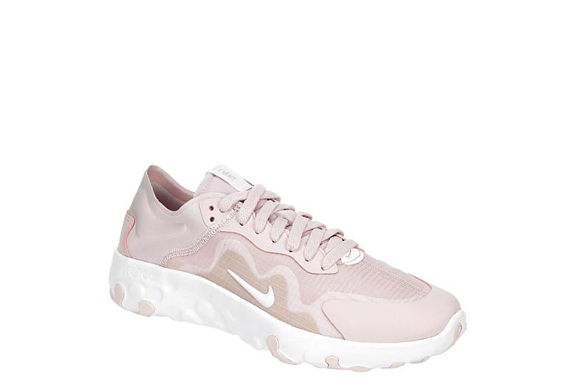 NIKE Womens Explore Lucent Sneaker - BLUSH
