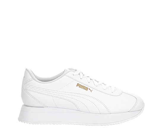 Womens Turino Stacked Sneaker