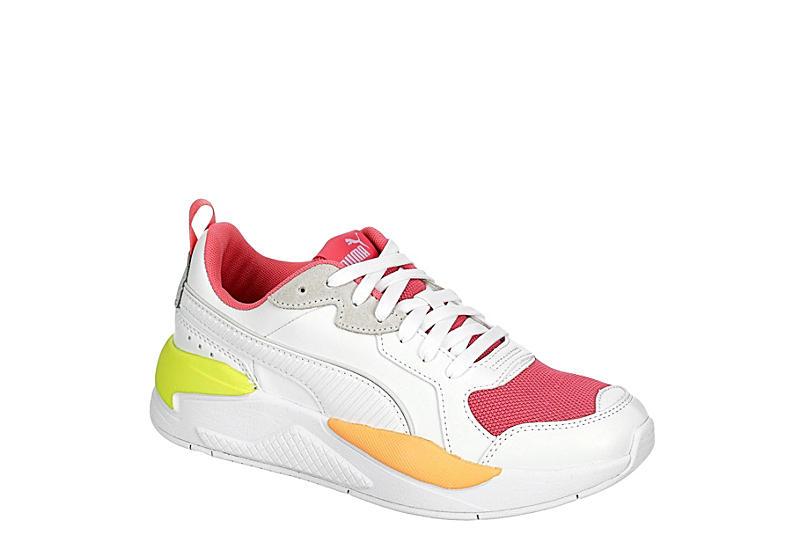 PUMA Womens X-ray Sneaker - WHITE