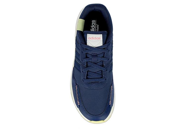 ADIDAS Womens Retrorun X Sneaker - NAVY