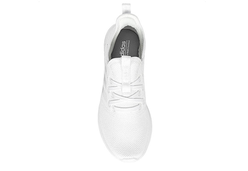 ADIDAS Womens Cloudfoam Pure Sneaker - WHITE