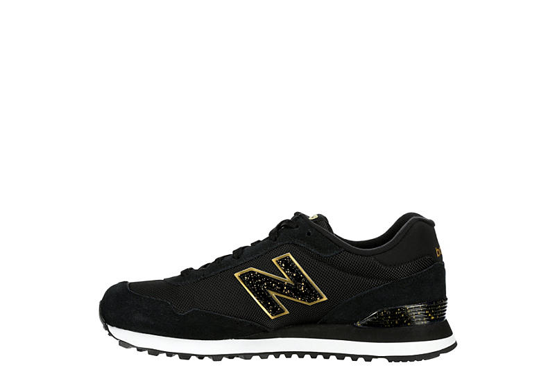 NEW BALANCE Womens 515 Sneaker - BLACK