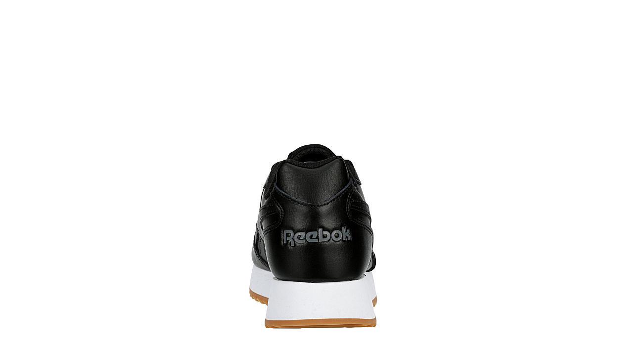 REEBOK Womens Harmon Dobule Ripple Sneaker - BLACK