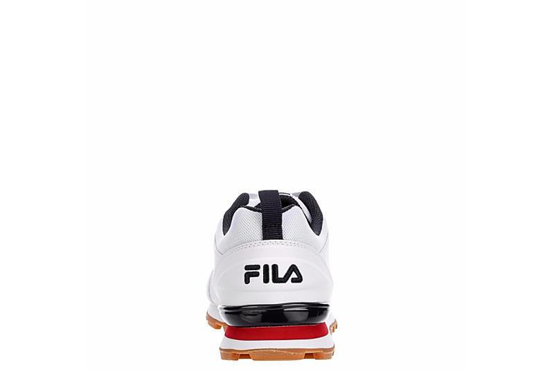 Fila Womens Steamrunner Sneaker White