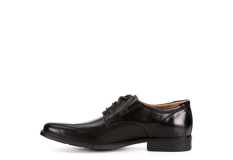 CLARKS Mens Tilden Walk Dress Oxford - BLACK