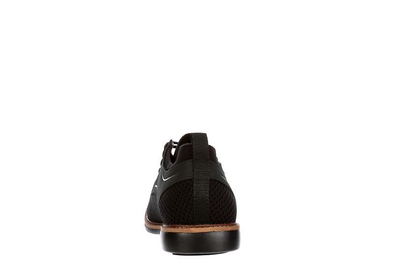 MARK NASON LOS ANGELES Mens Clubman-westside Dress Casual Oxford - BLACK
