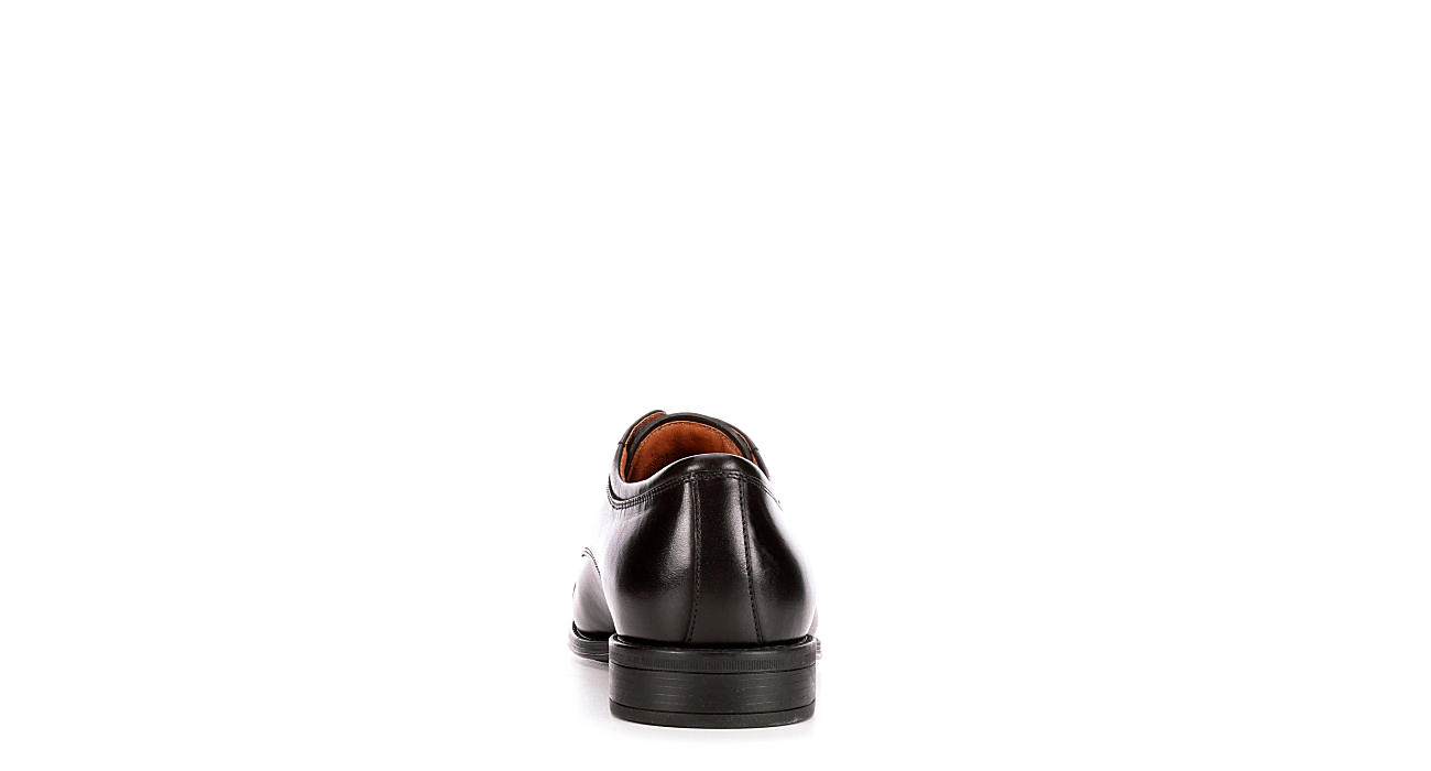 FLORSHEIM Mens Amelio Cap Toe Dress Oxford - BLACK