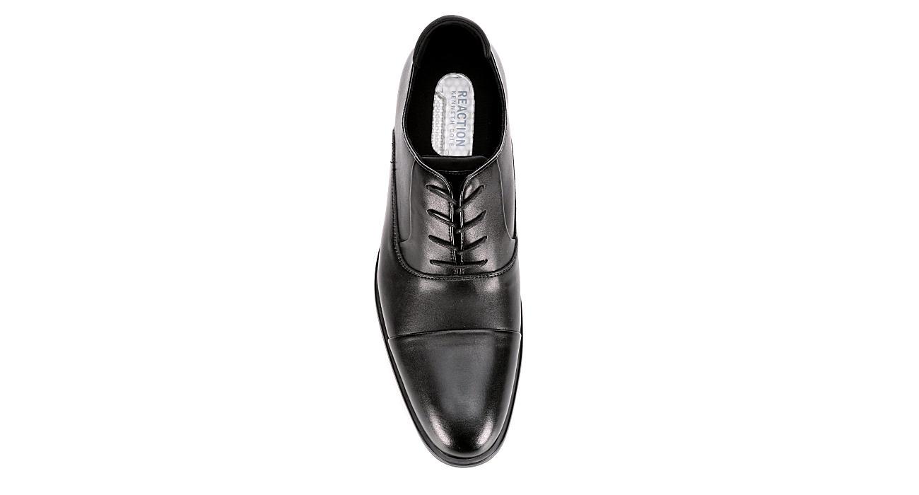 9c0a25773d02 Kenneth Cole Reaction Mens Design 2129512 Dress Oxford - Black