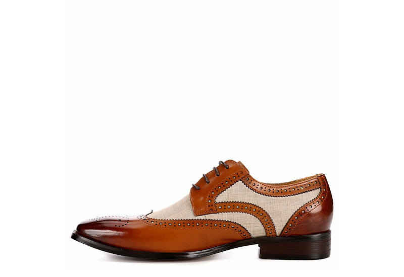 STACY ADAMS Mens Kemper - TAN