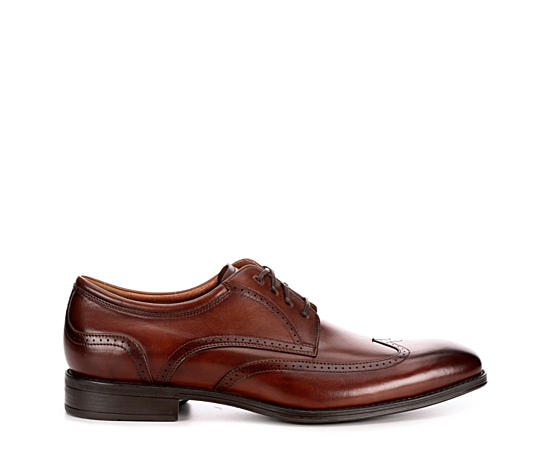 Mens Amelio Wingtip Dress Oxford