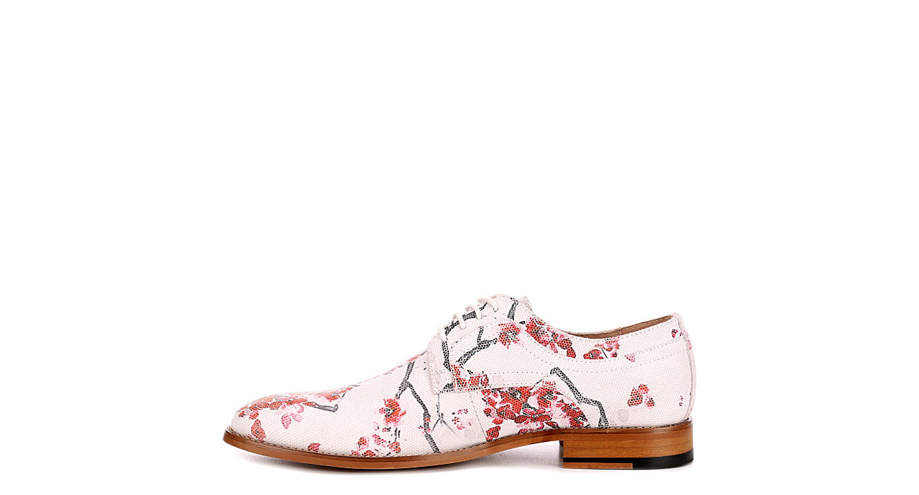 STACY ADAMS Mens Dandy - OFF WHITE