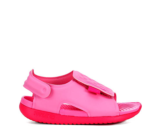 Girls Infant Sunray Adjust 5 Velcro Sandal