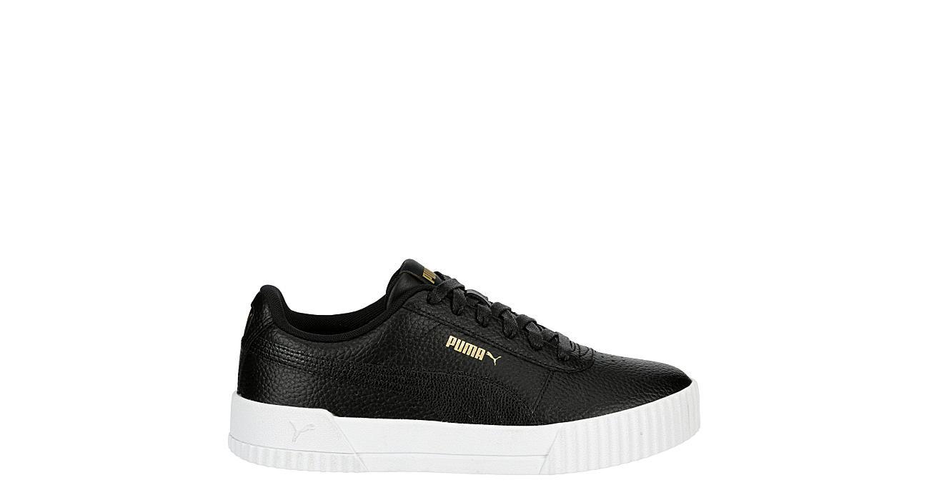PUMA Womens Carina Sneaker - BLACK